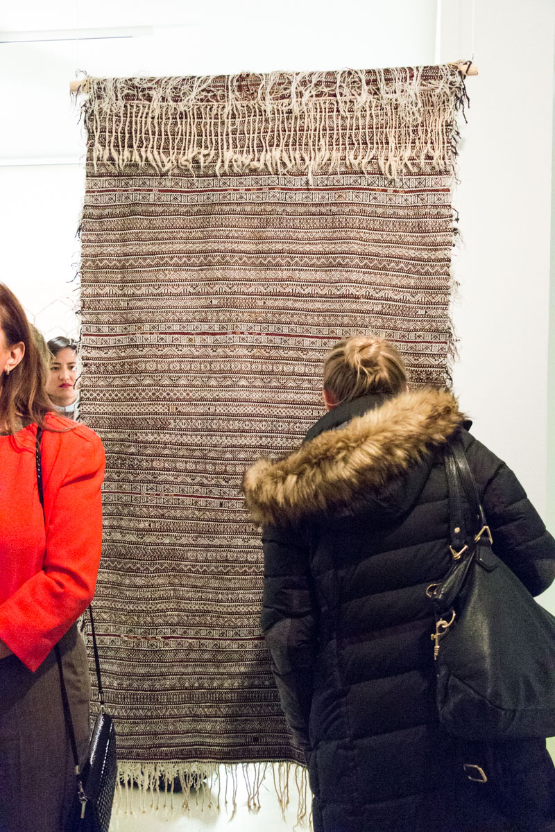 Berlin Art Link Discover Carpet exhibition at Ifa Galerie Berlin