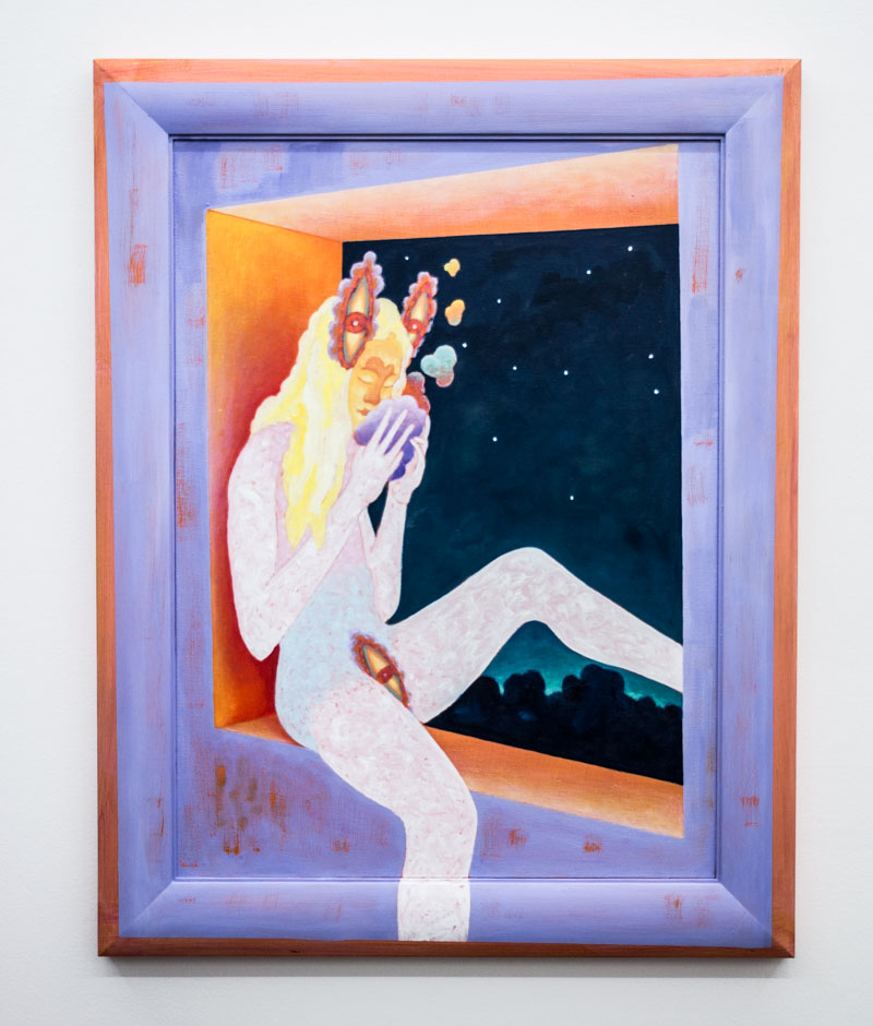 Berlin Art Link Discover Uwe Henneken at Meyer Rieffer