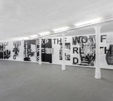 Berlin Art Link Adam Pendleton shot him in the face KW Institute