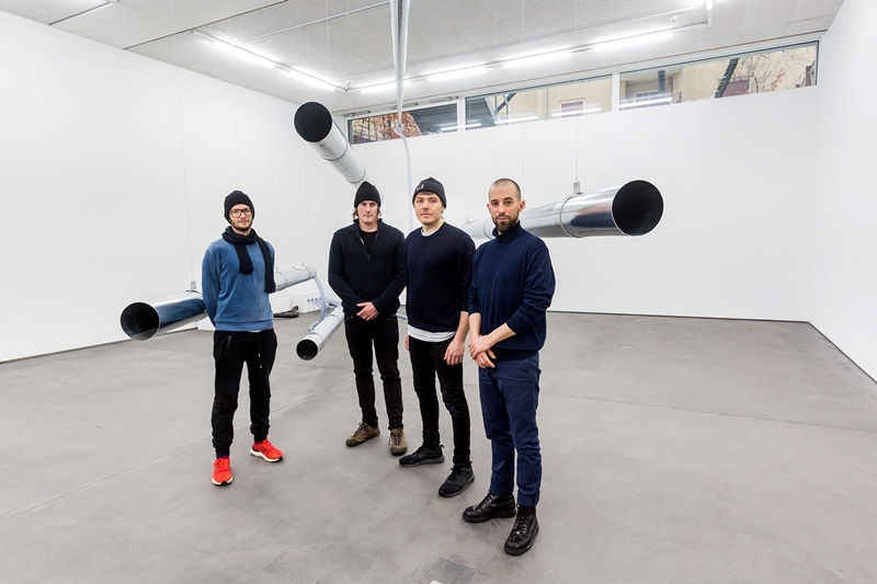 Berlin Art Link Das Numen Candice Nembhard Meatus Dittrich and Schlectriem