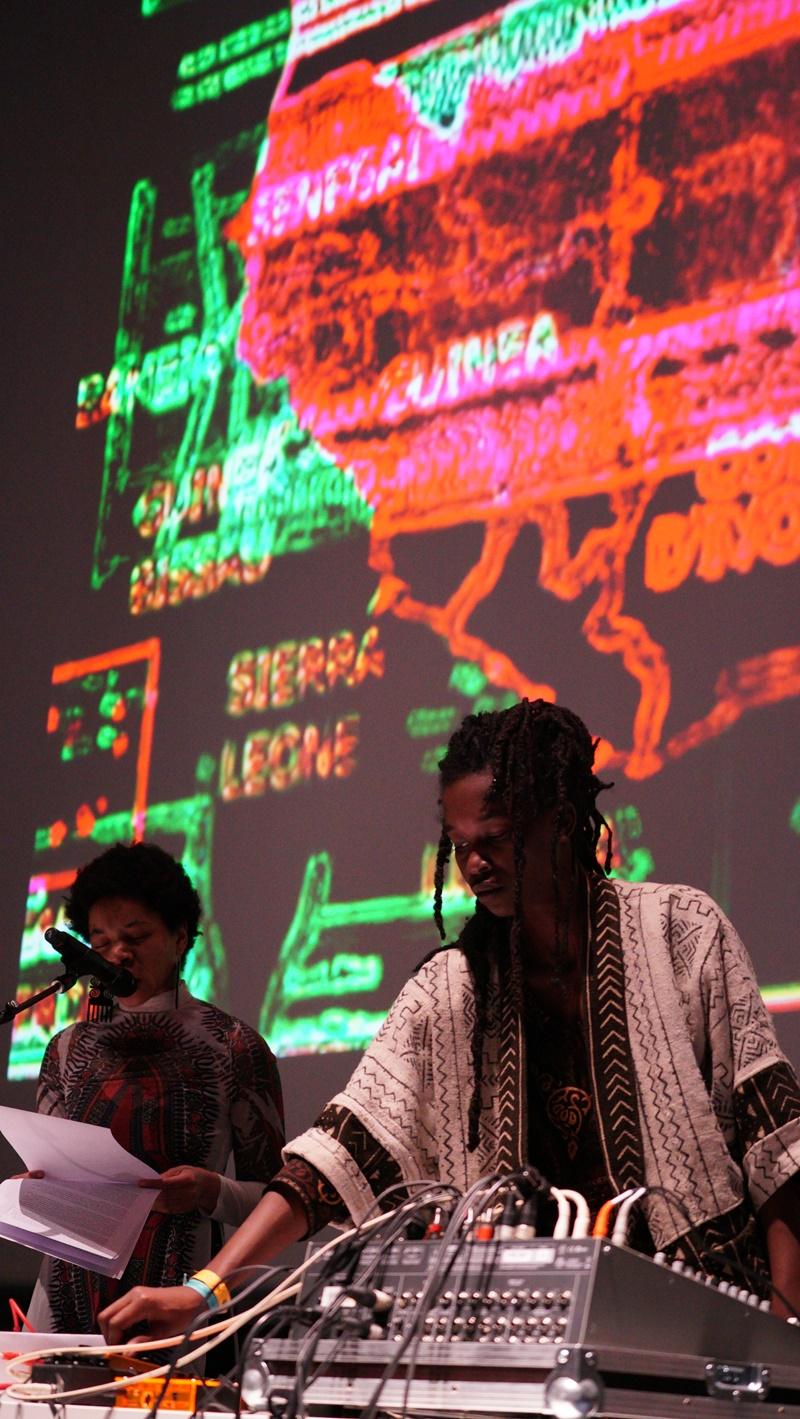 Berlin Art Link Black Quantum Futurism Collective Transmediale