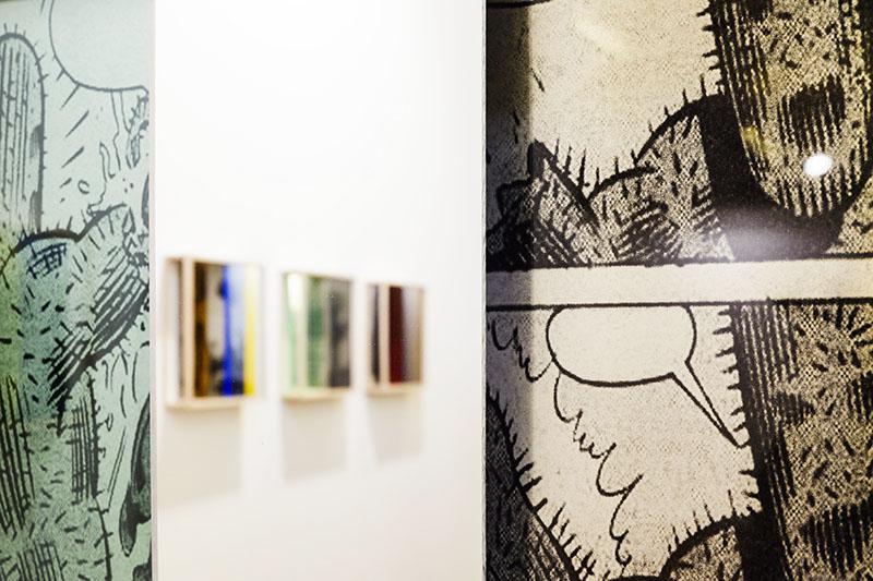 Elise Florenty & Marcel Türkowsky: 'Kaktos Altas', 2016-2017 presented by Grimmuseum