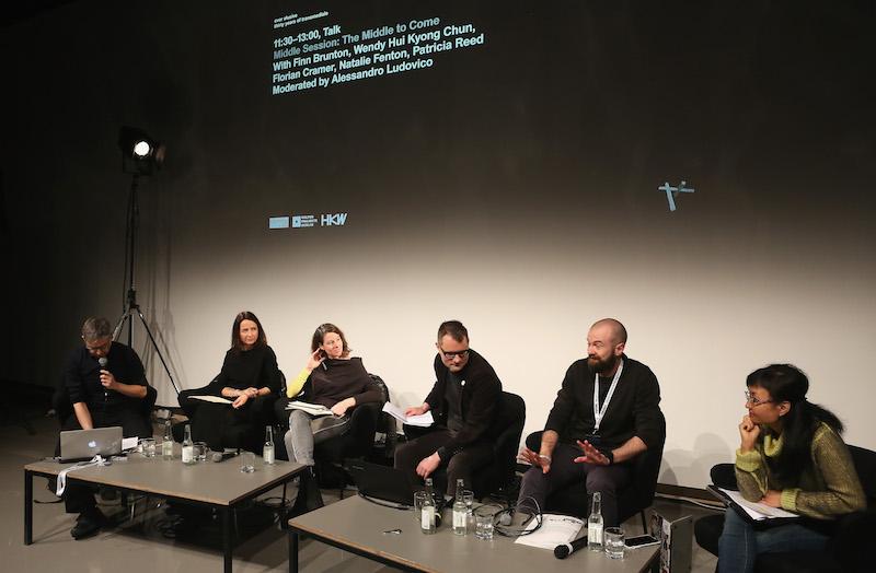 Berlin Art Link an overview of Transmediale 2017