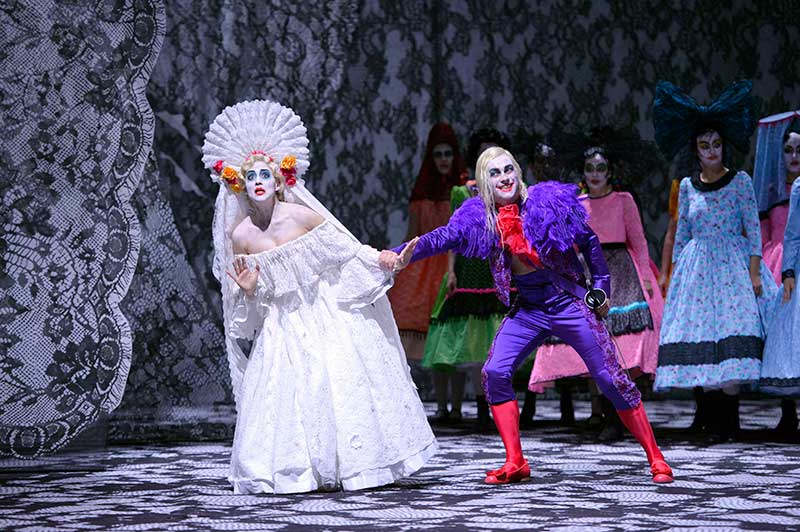 Berlin Art Link Discover Don Giovanni at Komische Oper Berlin