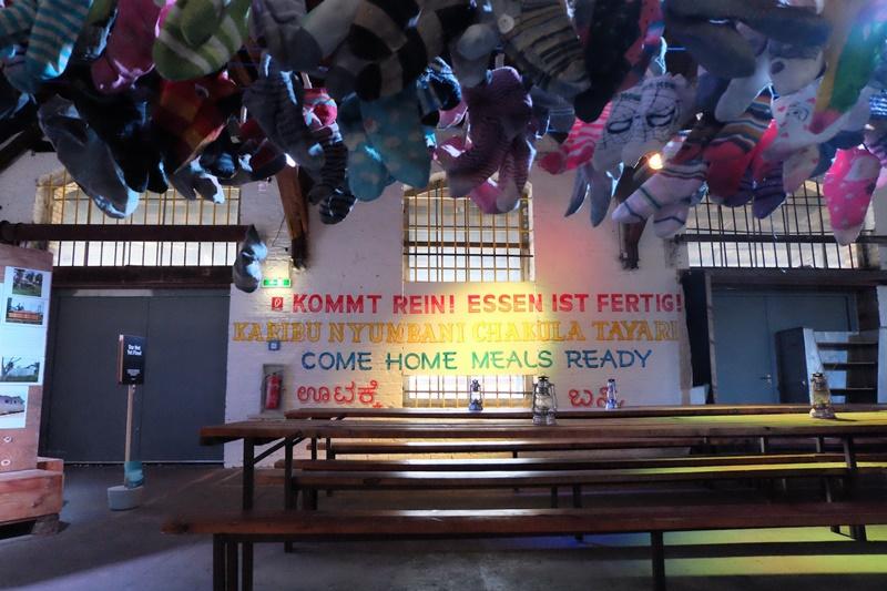 Berlin Art Link Paul Ndunguru Juxtaposing Narratives ZK/U