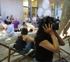 Berlin Art Link VR Arles Festival open call