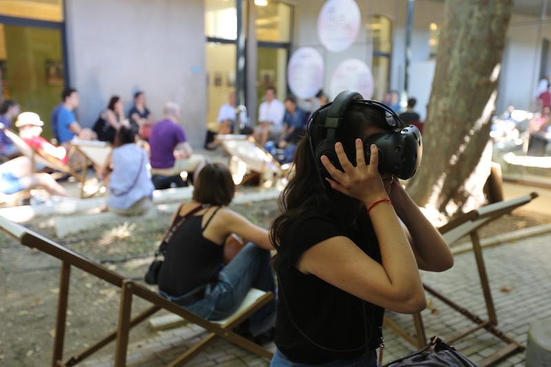 Berlin Art Link VR Arles Festival open call
