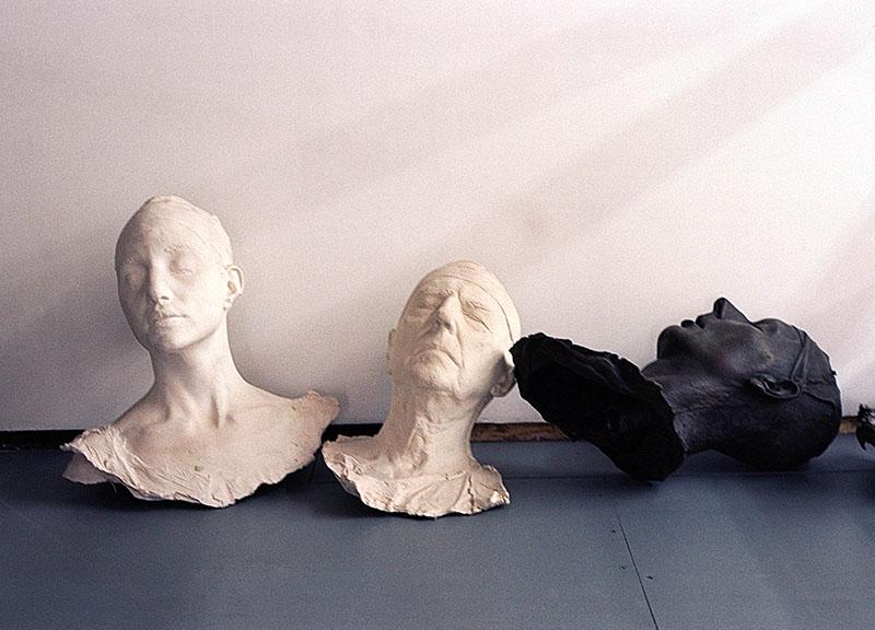 Berlin Art Link Studio Visit with Charles Avery