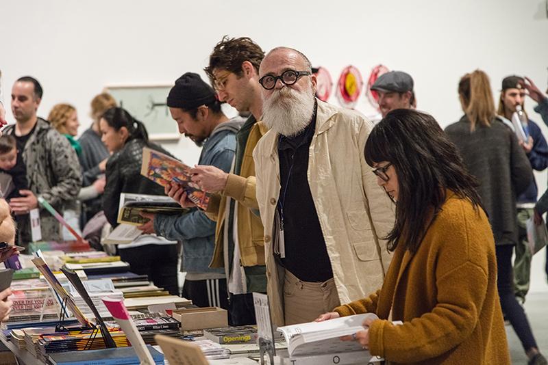 Berlin Art Link Feature LA Art Book Fair