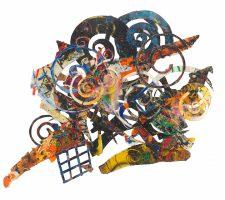 Berlin Art Link Discover Al Loving at Art + Practise L.A.