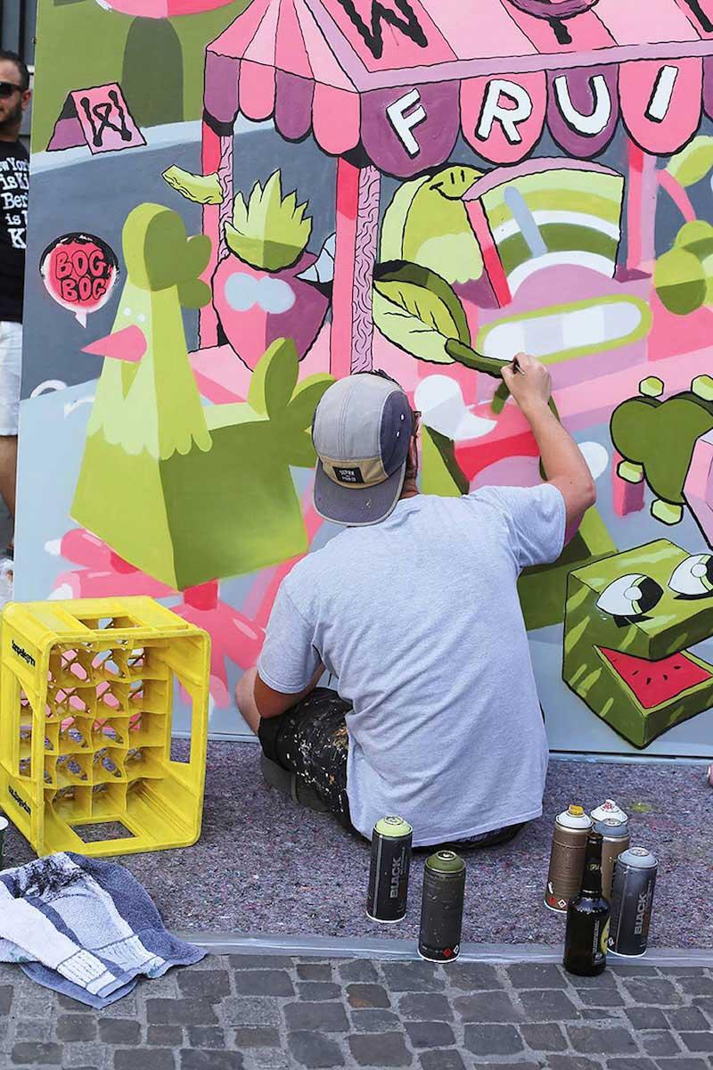 Berlin Art Link Discover 48 Stunden Neukölln 2017