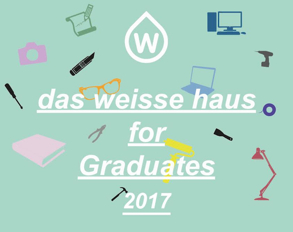Berlin Art Link // Das Weisse Haus Scholarship Program For Graduates // Courtesy of Das Weisse Haus
