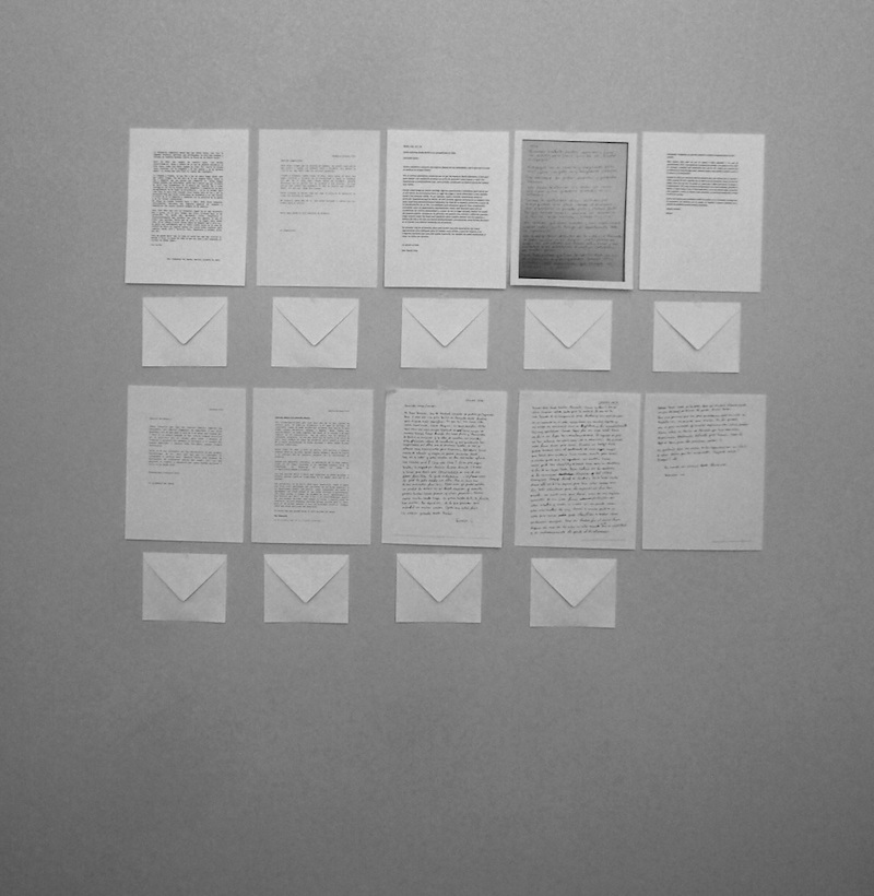 Image from Letter Writing Project, Antofagata. Courtesy of Melanie Garland.