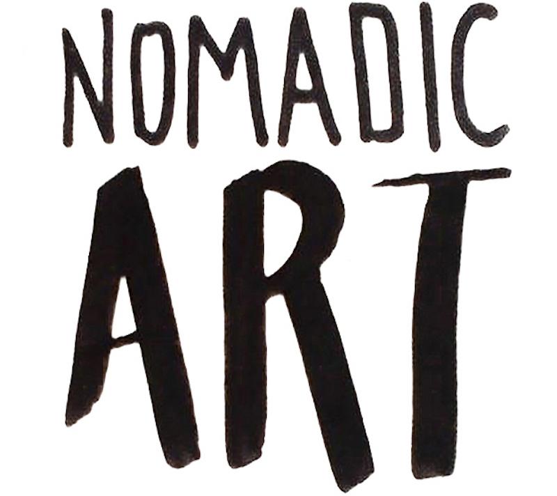 nomadicArt logo, Courtesy of nomadicArt