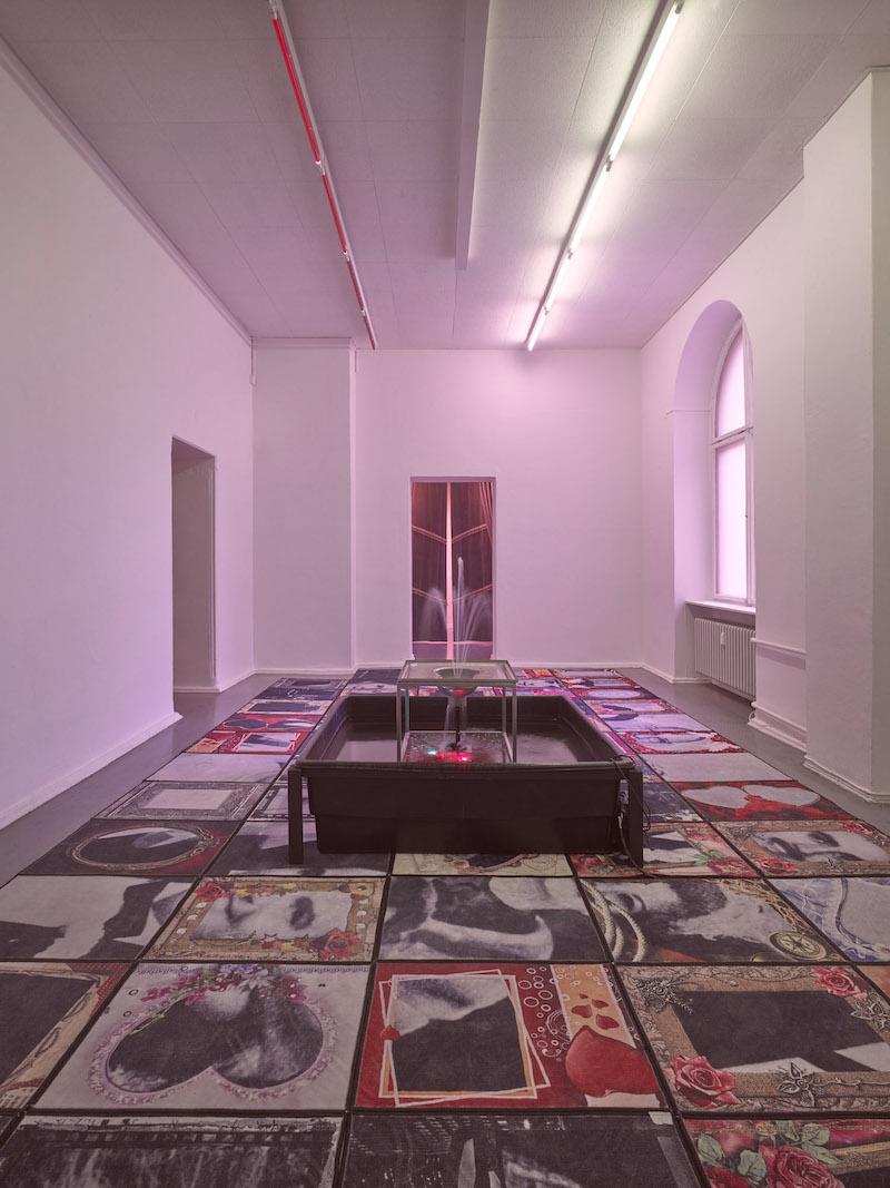 Berlin Art Link, Viron Erol Vert, 'Sorry, but are you Turkish? /Afedersiniz, Türk müsünüz?,' 2017, Kunstraum Kreuzberg / Bethanien // Photo: Eric Tschernow
