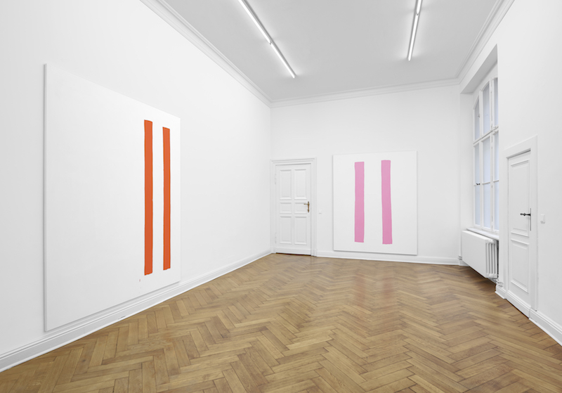 Berlin Art Link, Open Forum, Beth Letain: Air Horn, Installation view // Courtesy of Open Forum
