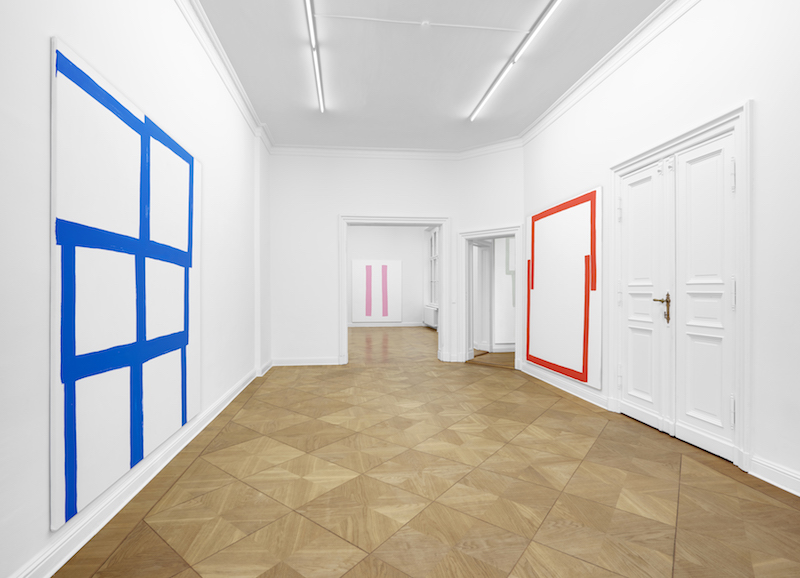 Berlin Art Link, Open Forum, Beth Letain: Air Horn, Installation View // Courtesy of the gallery