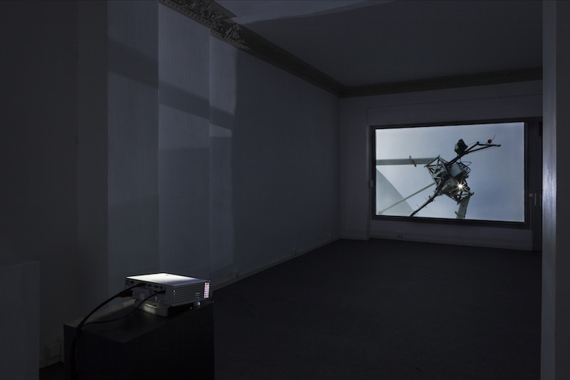 Berlin Art Link, Emilija Škarnulytė, 'No Place Rising,' 2017, 12 min, HD video // Image courtesy of the artist and Decad Gallery, Photography: Julija Goyd © 2017