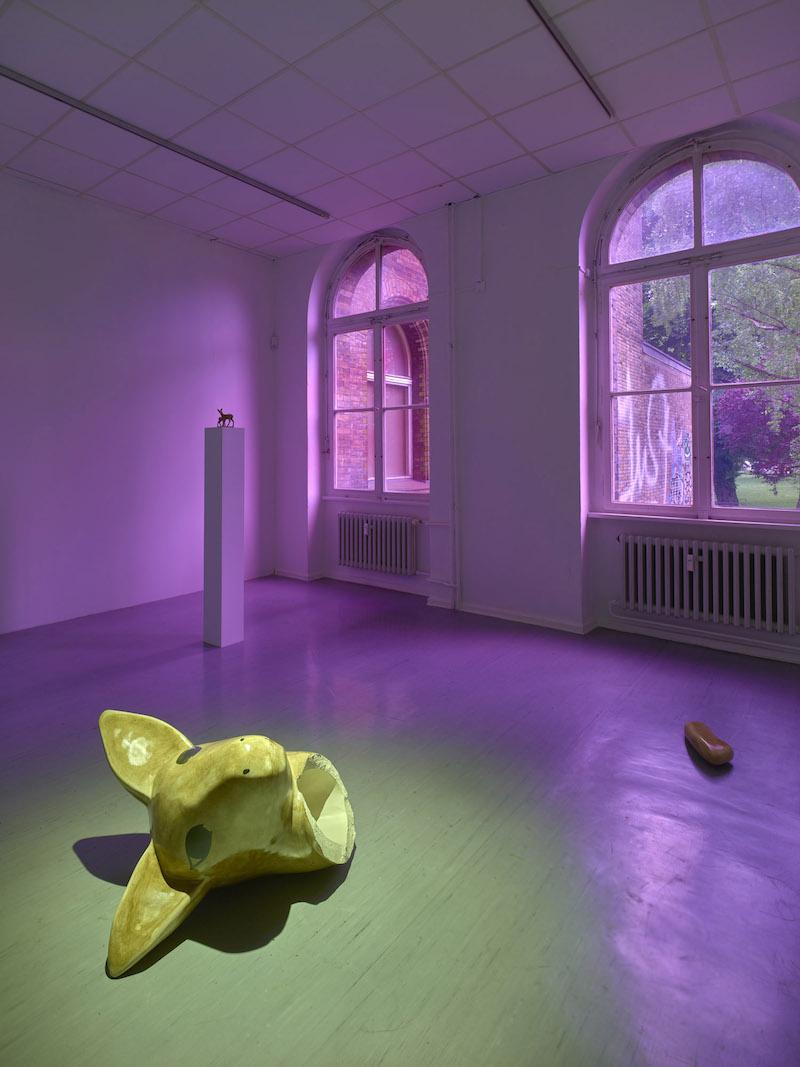 Berlin Art Link, Viron Erol Vert, 'An Armenian in the Kitchen a Greek in the Bed / Bir Ermeni Mutfakta Bir Rum Yatakta,' 2017, Kunstraum Kreuzberg / Bethanien // Photo: Eric Tschernow