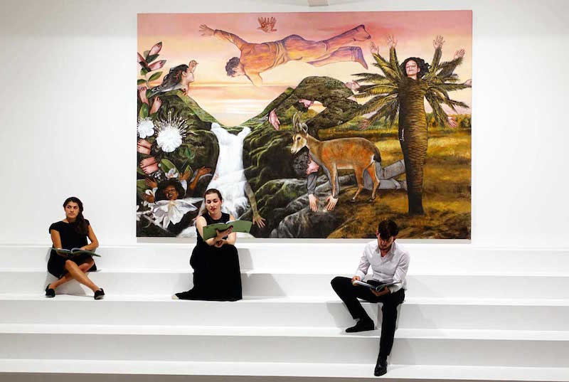 Berlin Art Link Discover Conditions of Political Choreography