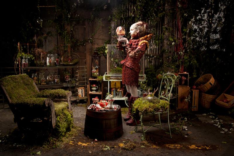 Berlin Art Link, Nicole Dextras, 'Persephone and the Pomegranate,' 2015 // © Nicole Dextras