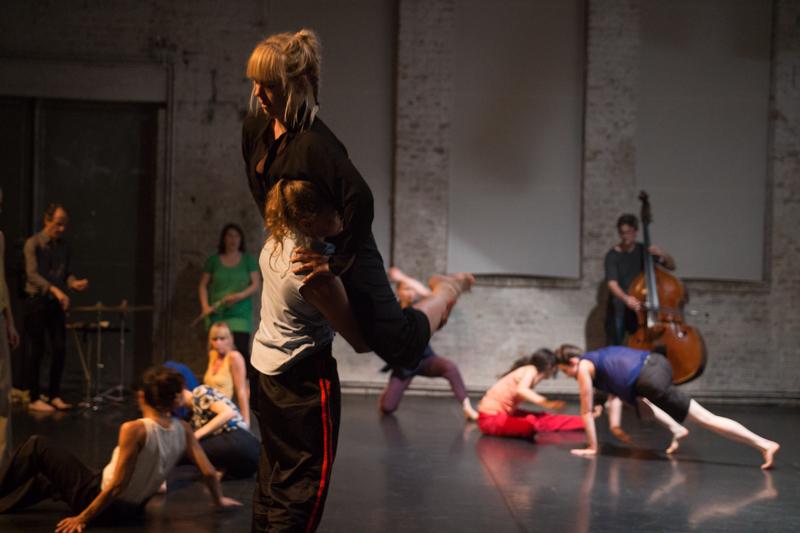 SOUND A NCE Festival: 'Plattform Improvisation', 2017 // Photo by Michela Filzi