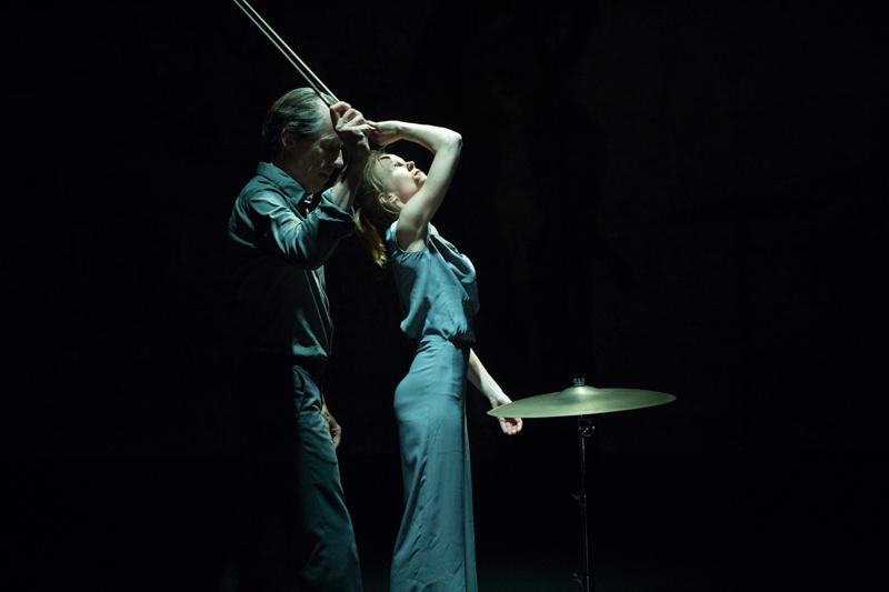 Trio Haack, Pultz Melbye, Vorfeld: 'Water Speaks Of Water', 2017 // Photo by Michela Filzi