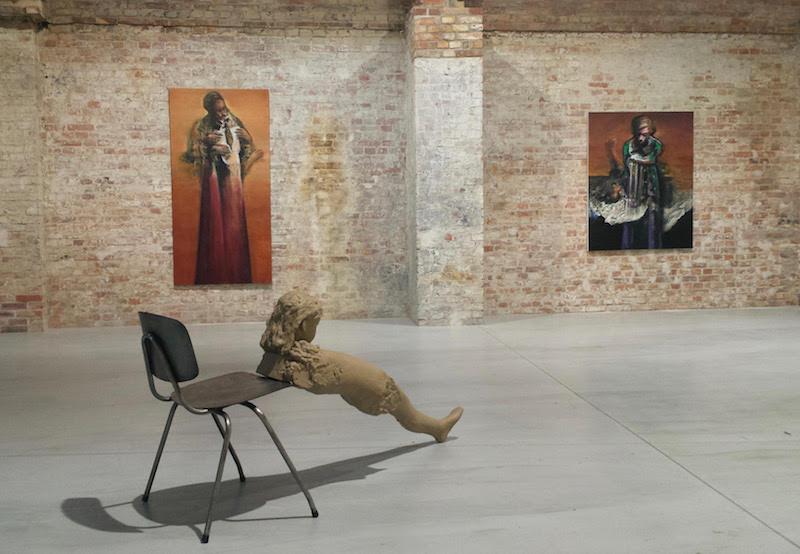 Berlin Art Link Exhibition Box Freiraum Re: Imagining Europe