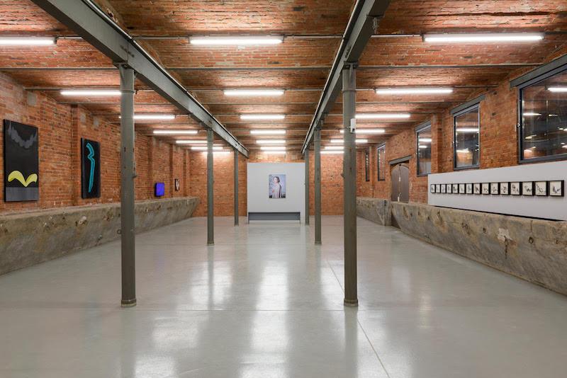Berlin Art Link Exhibition Re: Imagining Europe Box Freiraum