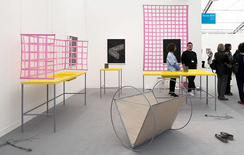 Berlin Art Link Discover Frieze Art Fair