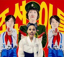 Exhibition Mina Cheon Umma Mass Games Motherly Love North Korea Ethan Cohen Fine Arts