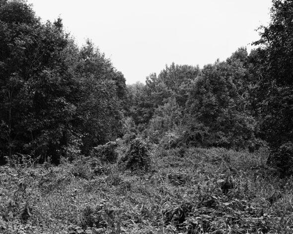 Anne Heinlein: 'Jahrsau' Kreis Salzwedel, Sachsen-Anhalt, erstmals urkundlich erwähnt:1390, gewüstet: 1970 // Courtesy of the artist