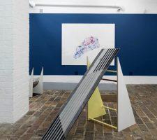 Berlin Art Link Discover 'Relics of Chaos' exhibition at Haus am Lützowplatz