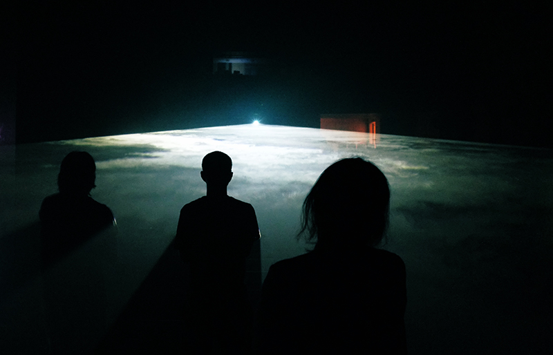 Apichatpong Weerasethakul: 'Fever Room', 2017. // Photo: Kick the Machine Films, Courtesy of Volksbühne