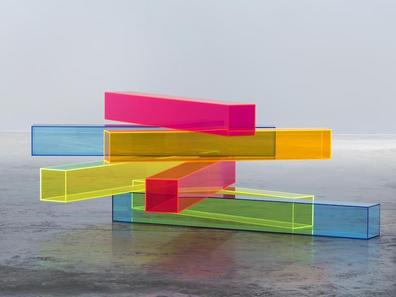 Barbara Kasten, Parallels I