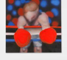 Berlin Art Link review of Austin Lee exhibit