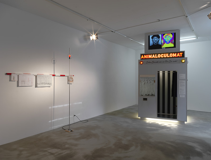 Berlin Art Link Berlin Art Link Klara Hobza studio visit