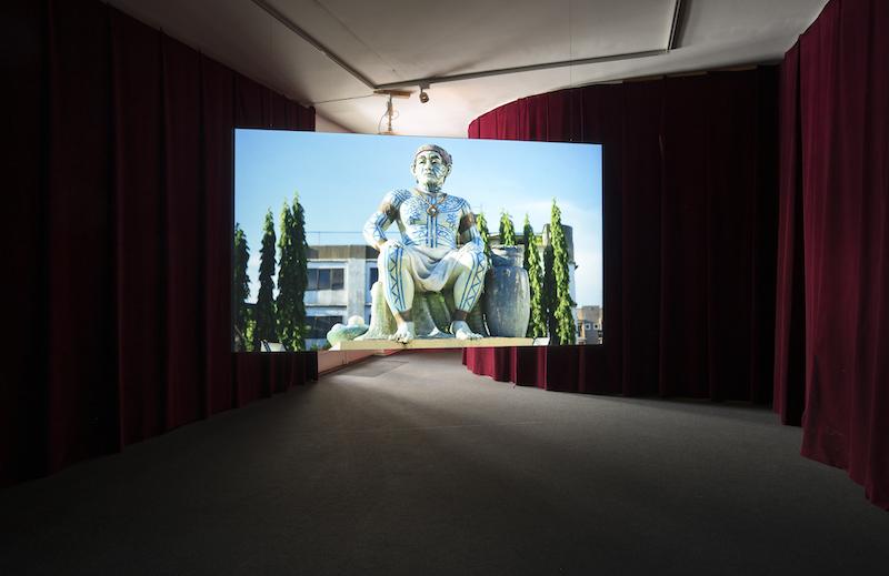 Berlin Art Link interview with Katerina Gregos