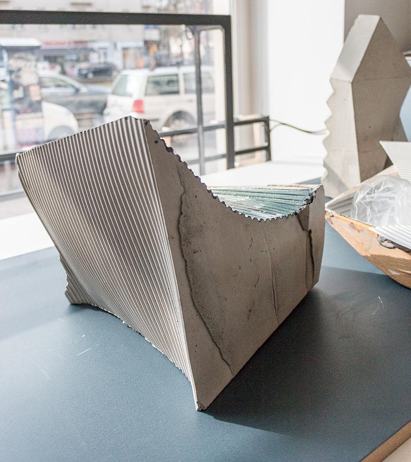 Berlin Art Link Studio Visit with Kristiane Kegelmann