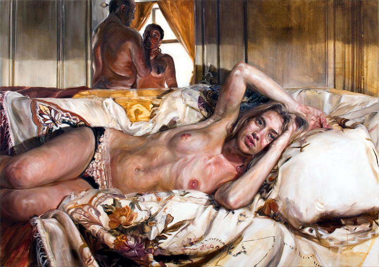 Berlin Art Link Blink Article about Natalie Frank