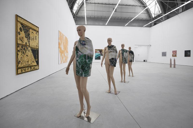 Berlin Art Link Interview with Ben Lee Ritchie Handler