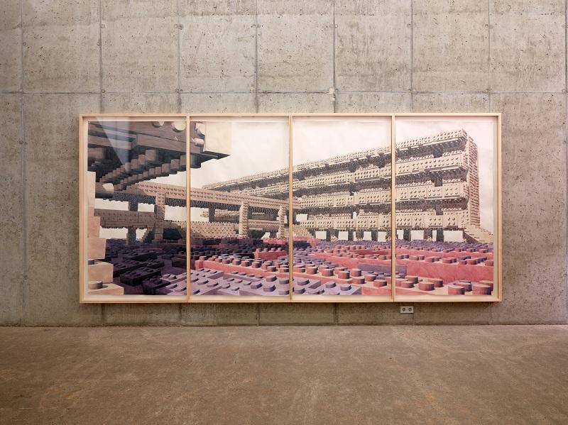 Berlin Art Link review of Los Carpinteros at KOW