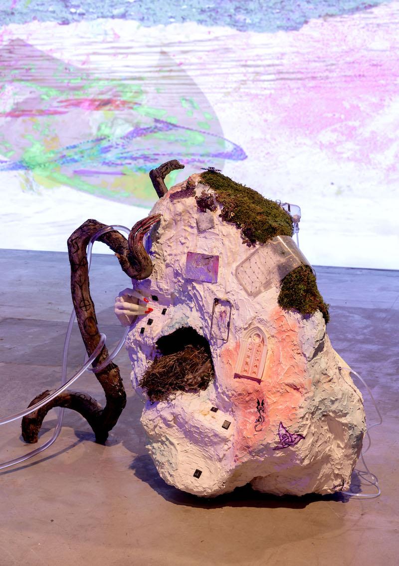 Berlin Art Link interview with Ayesha Tan Jones