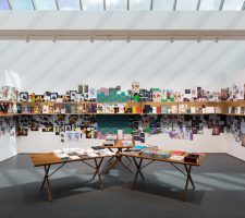 Berlin Art Link review of 'Catch me if you can! AA Bronson + General Idea, 1968–2018'