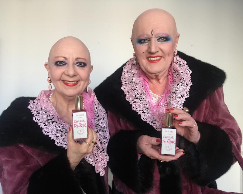 Berlin Art Link Give Away EVA & ADELE Eau de Parfum