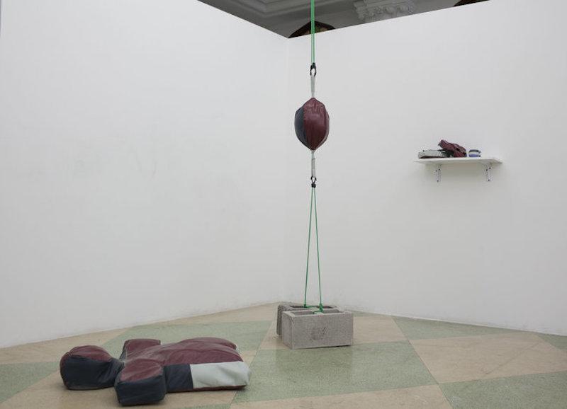 Berlin Art Link interview with Marcela Torres