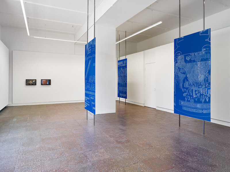Berlin Art Link review of 'Mighty Good Men' at Galerie im Turm