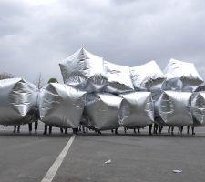 Berlin Art Link review of 'Floating Utopias' at nGbK