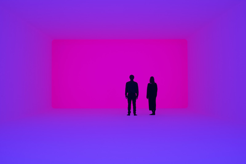 Berlin Art Link review of James Turrell at Jewish Museum