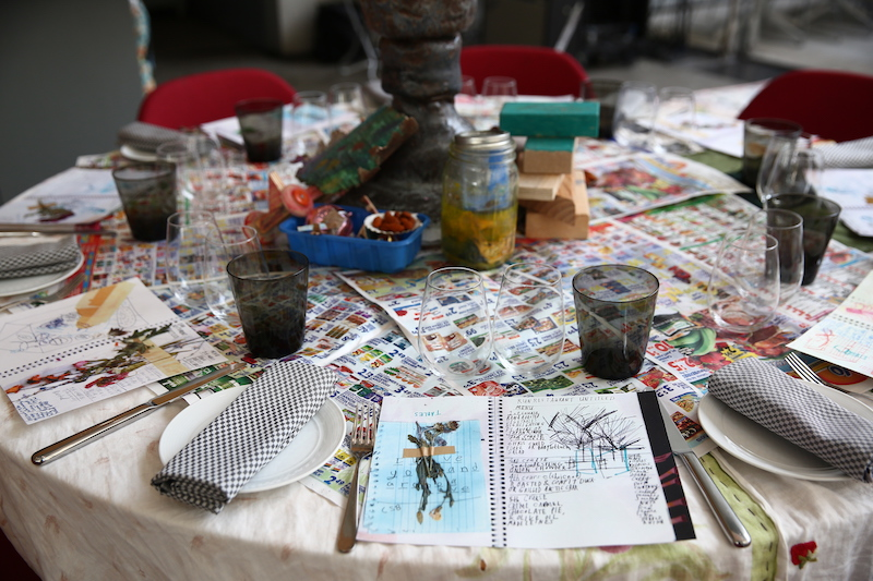 Berlin Art Link Blink about Susan Cianciolo